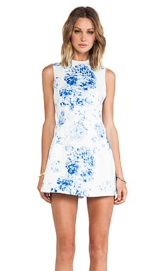 keepsake Sweet Nothing Dress in Painted Floral