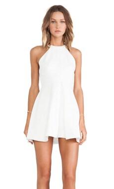 keepsake Adore You Mini Dress in White