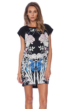 keepsake Surrender Dress in Black Diamond Floral