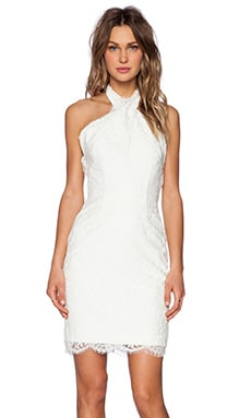 keepsake High Roads Dress in Ivory