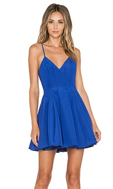 keepsake Star Crossed Dress in Ultramarine