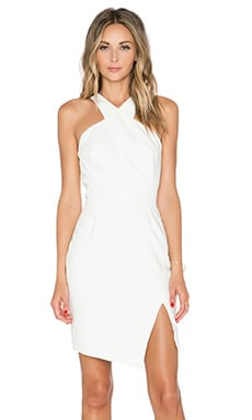 keepsake Motionless Dress in Ivory