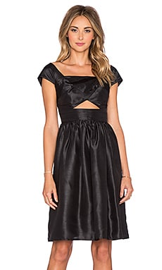 keepsake Confession Dress in Black