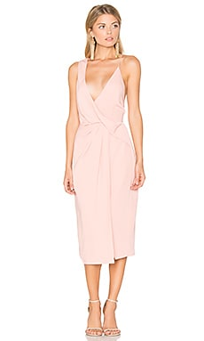 Without You Dress in Dusty Rose