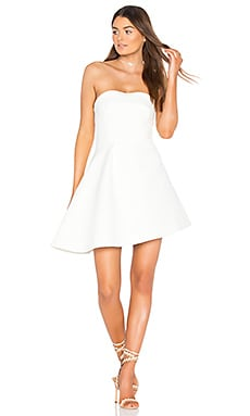 Light Out Mini Dress in Ivory