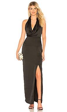 Купить Платье hold back - keepsake, Макси, Китай, Черный