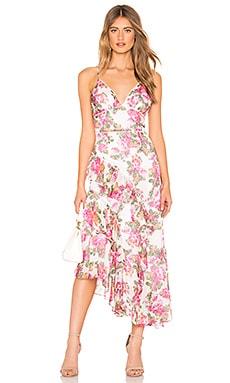 Oblivion Midi Dress keepsake $214