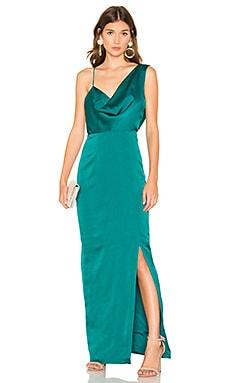 Sidelines Gown keepsake $185