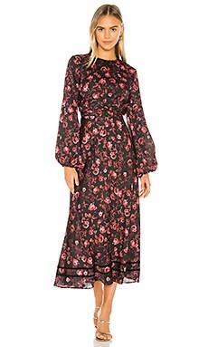 Genius Midi Dress keepsake $101