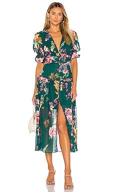 About Us Midi Dress keepsake $176