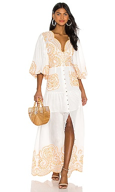 Without Me Maxi Dress keepsake $298