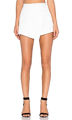 keepsake Begin Again Shorts in Ivory