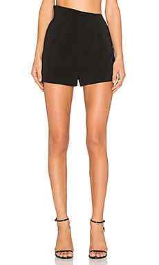 keepsake Rip Tide Shorts in Black