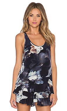 keepsake Sleepwalker Cami in Blurred Floral