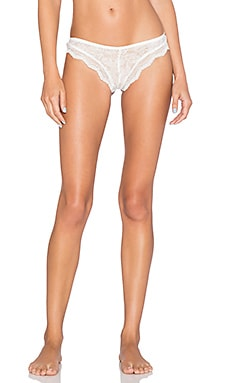 keepsake Ellie Lacey Panty in Ivory