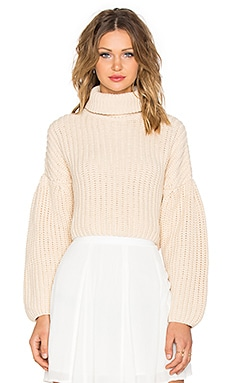 keepsake Clementine Sweater in Cream