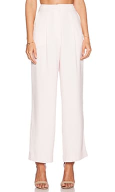 keepsake Forbidden Pant in Pastel Pink