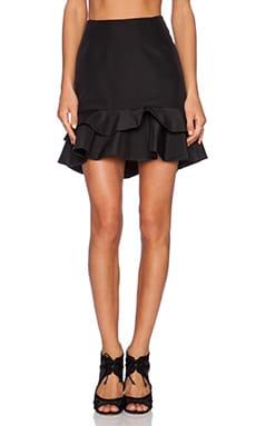 keepsake Take You There Skirt in Black
