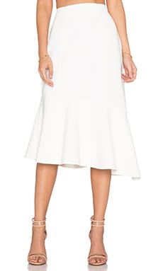 keepsake Adorn Skirt in Ivory