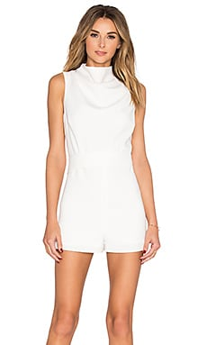 Essence Romper in Ivory