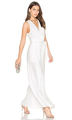 Meadows Jumpsuit in Ivory
