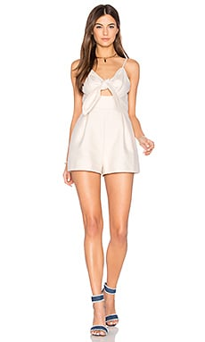 Coming Home Romper in Sand