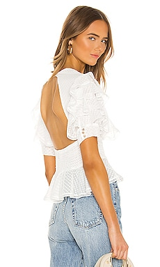 Way Back Top keepsake $155