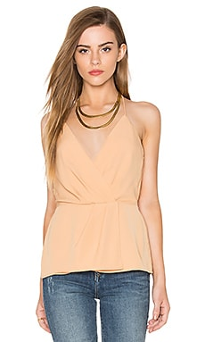 Rescue Me Top in Caramel