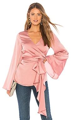 Фото - Топ breathe - keepsake розового цвета