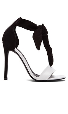 keepsake Uprising Heel in Black & White
