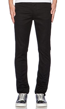 Ksubi Chitch Slim Fit in Jett Black