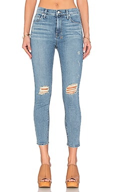 JEAN CROPPED HI & WASTED