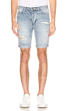 Chopper Short Karma Krush Ksubi $180