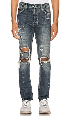 JEAN DISTRESSED KULTURE Ksubi $182