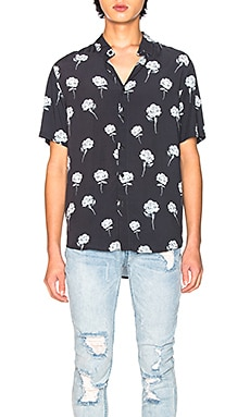 Chrome Roses Shirt Ksubi $160