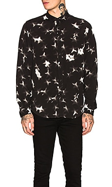 Starz Print Long Sleeve Shirt Ksubi $119