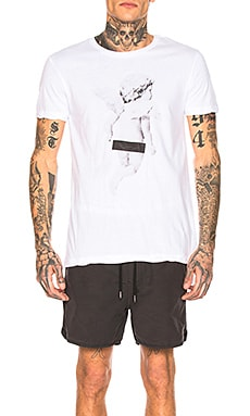 T-SHIRT NAUGHTY BOYS GRAPHIC Ksubi $89