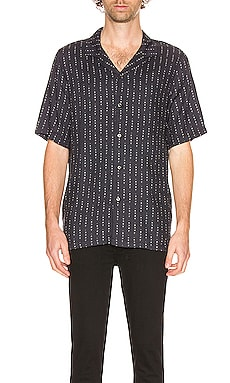 Dymo Resort Short Sleeve Shirt Ksubi $90