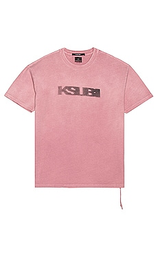 Sign Of The Times Short Sleeve Tee Ksubi $70