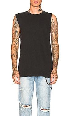 UTICA BACK TO BLACK 티셔츠 Ksubi $90