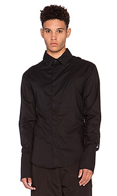 KTZ Dress Shirt in Black