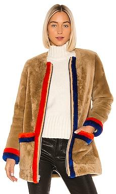 The Wheeler Fur Coat Kule $2,190