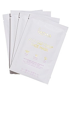 Age Defying+ Mask 4 Pack Karuna $28
