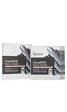 CleanMUD Face Mask 4 Pack Karuna $28