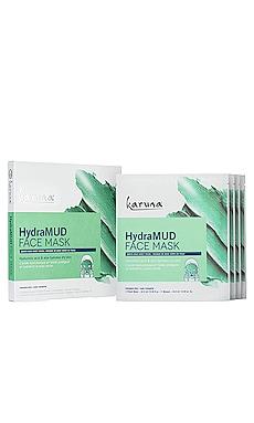 HydraMUD Face Mask 4 Pack Karuna $28