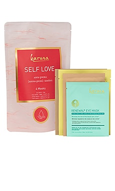 SET DE REGALOS SELF LOVE Karuna $25