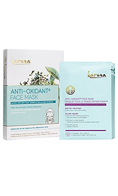Anti-Oxidant+ Mask 4 Pack Karuna $28