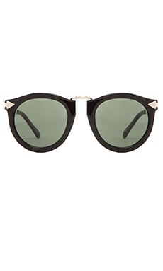 Karen Walker Harvest in Black & Gold