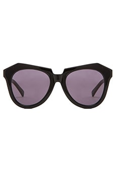 Karen Walker Number One in Black