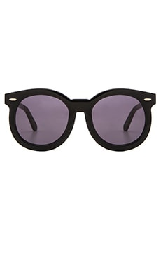 Karen Walker Super Duper Thistle in Black & Gold